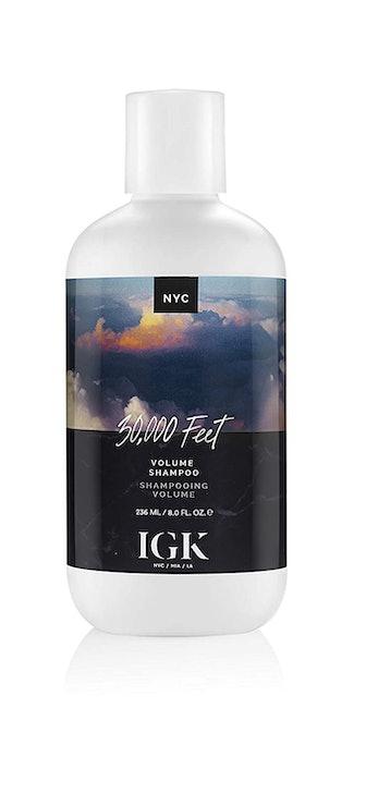 IGK 30,000 FEET Volume Shampoo, 8 Fl. Oz.