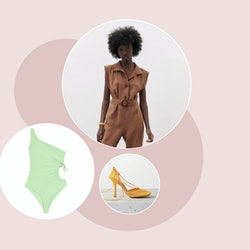 What To Pack For A Week Trip, From '90s-Style Shoes To Rompers