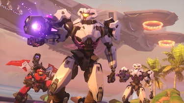 overwatch 2 story screenshot robot