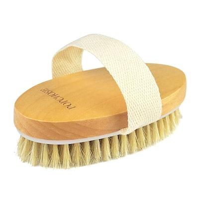 POPCHOSE Dry Brushing Body Brush