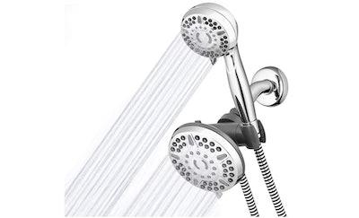 Waterpik High Pressure Shower Head 2-In-1 Dual System