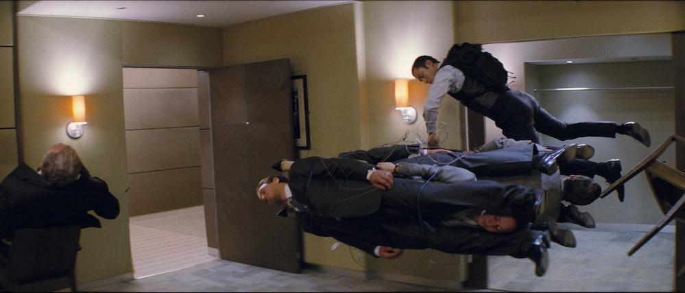 'Inception' scene still
