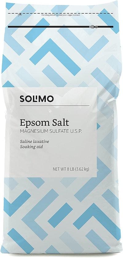 Solimo Epsom Salt Soak