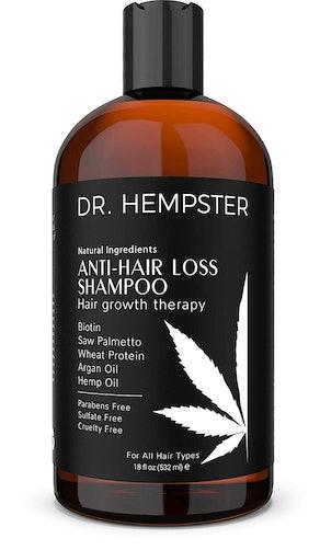 Dr. Hempster Anti-Hair Loss Shampoo, 18 Fl. Oz.