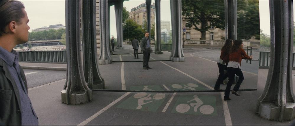 'Inception' film still