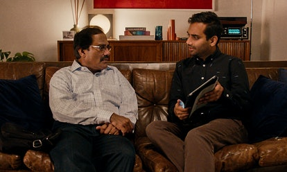 Aziz Ansari stars on 'Master of None.' Photo via Netflix