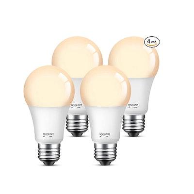 TanTan Smart Alexa Light Bulb (4-Pack)