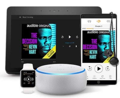 Audible Premium Plus Subscription