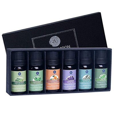 Lagunamoon Essential Oils Gift Set (6-Pack)