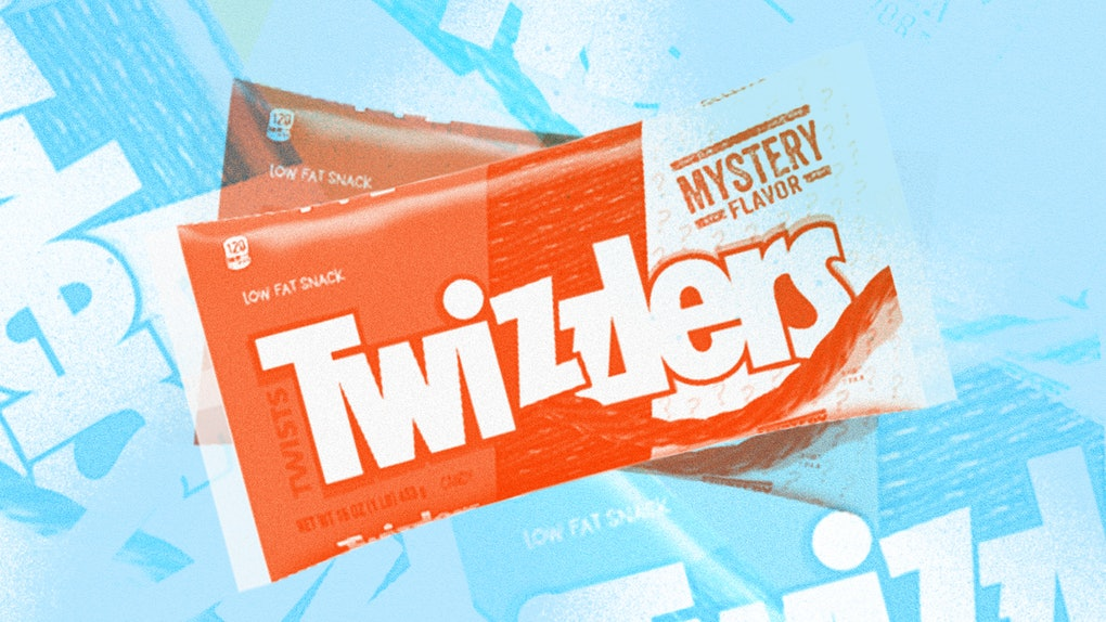 Twizzlers' Mystery Flavor will keep you guessing.