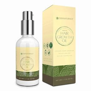 EasyNaturals Natural Hair Growth Oil, 1.7 Fl. Oz.
