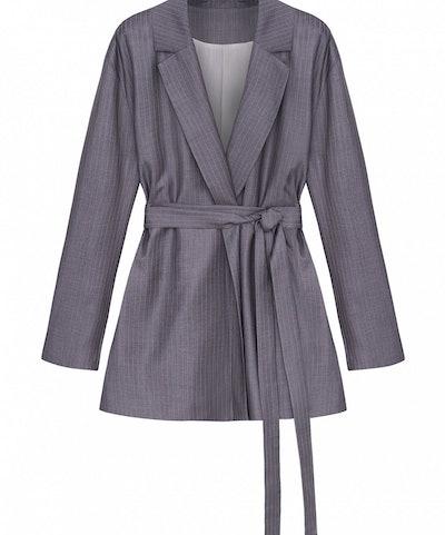 Journey Jacket in Light Gray