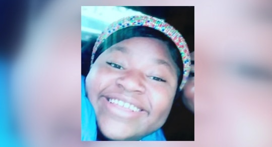 A photograph shows a smiling 16-year-old Ma'Khia Bryant, a Black teen shot and killed by police in Columbus, Ohio, on Tuesday.