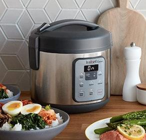 Instant Pot Zest 8-Cup Rice Cooker