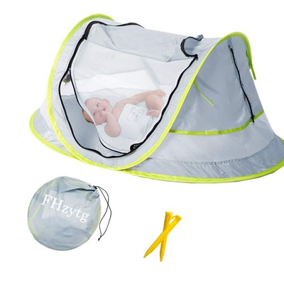 FHzytg Portable Baby Travel Tent