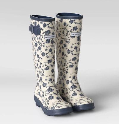 Smith & Hawken™ Rubber Tall Rain Boots