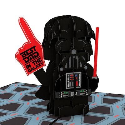 Darth Vader. Best Dad 3D
