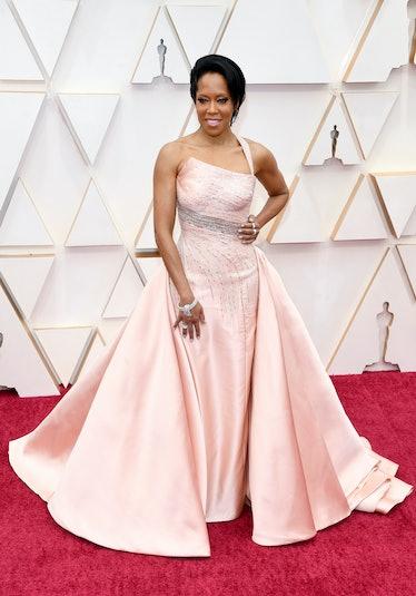 Regina King at the Oscars
