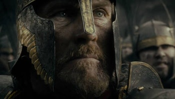 Elendil in Lord of the Rings: Fellowship of the Ring