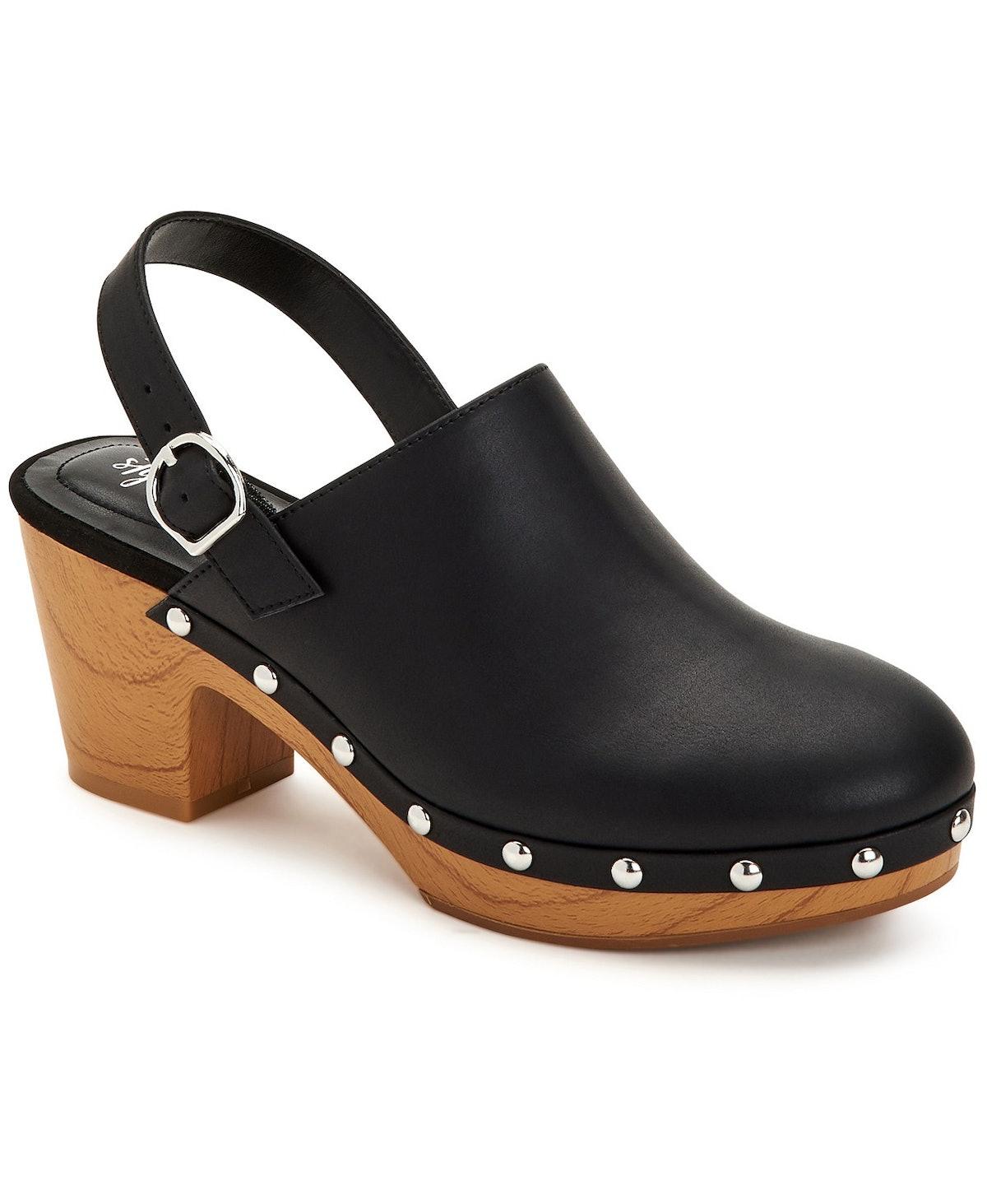 Style & Co Truppie Platform Clogs