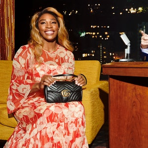 Serena Williams from Gucci's Beloved Campaing.