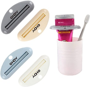 ONDY Toothpaste Squeezers (4-Pack)