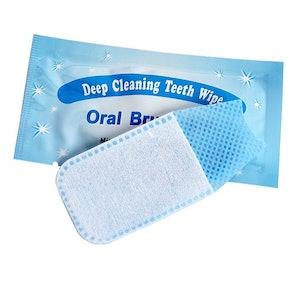 UNIQUE2U Teeth Wipes (100 Count)
