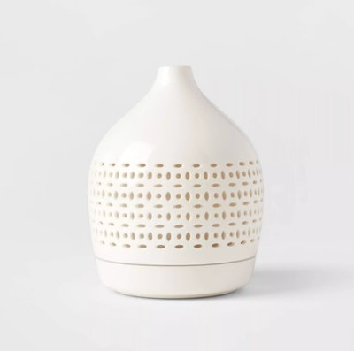 Opalhouse™ Cutout Ceramic Color-Changing Oil Diffuser