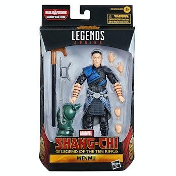 Shang-Chi Hasbro