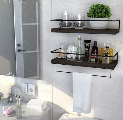 ZGO Floating Shelves (Set of 2)