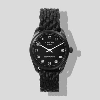 Tom Ford Ocean Plastic Watch