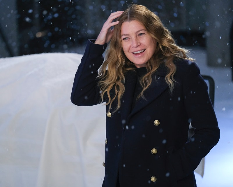 Ellen Pompeo as Meredith Grey in 'Grey's Anatomy' Season 17 via ABC's press site