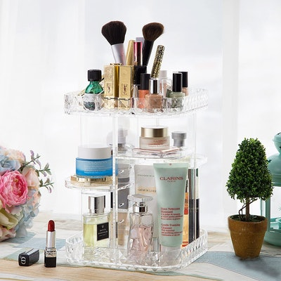 RAYKING Rotating Cosmetic Storage