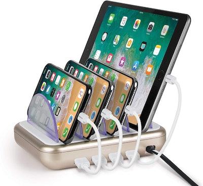 Merkury Innovations USB Charging Station Dock