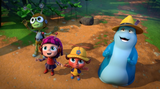 'Beat Bugs' premiered on Netflix in 2016.