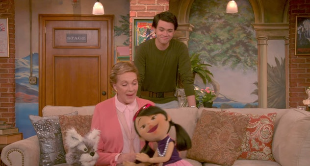 'Julie's Greenroom' features puppets from The Jim Henson Company