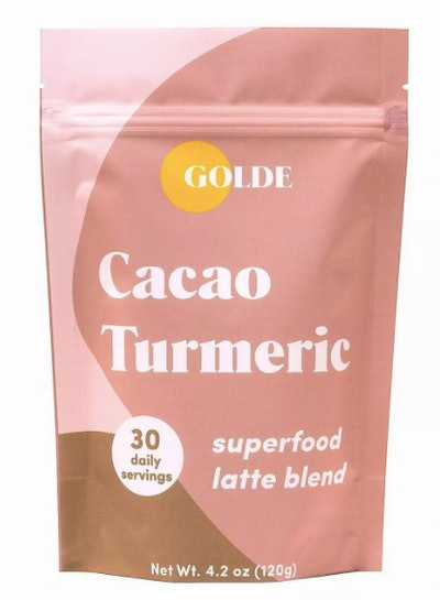 Golde Cacao Turmeric Superfood Latte Blend
