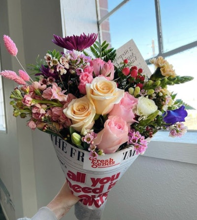 Modern, Easy Floral Delivery