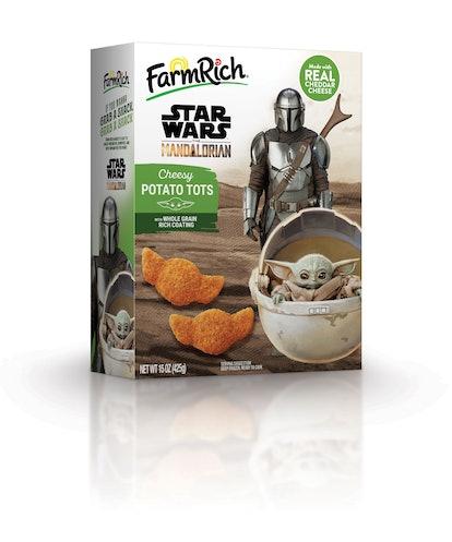 FarmRich 'Mandalorian' Cheesy Tots