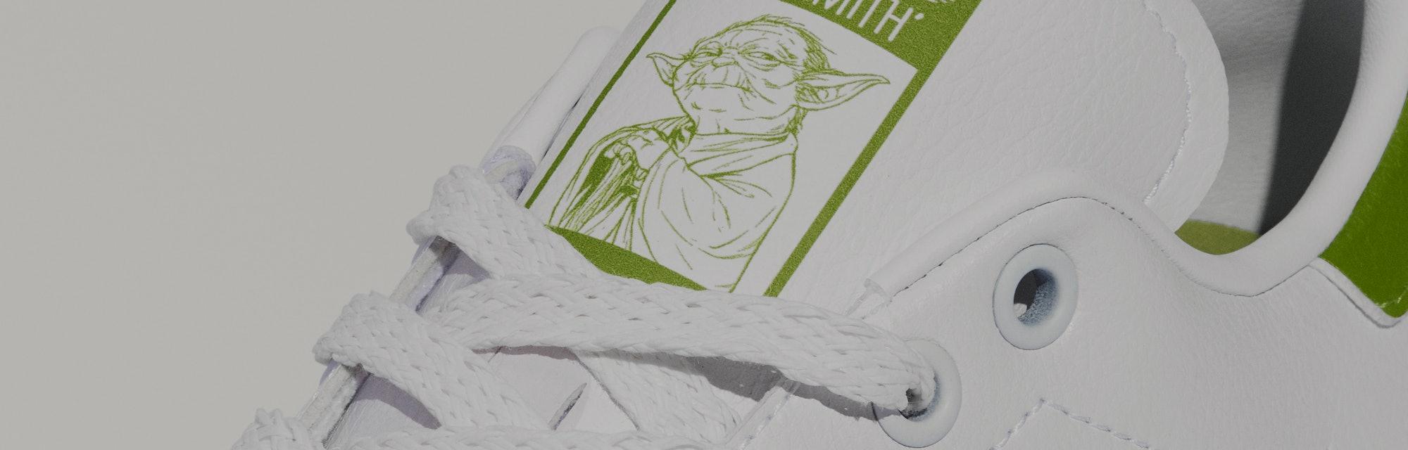 Adidas Stan Smith Yoda