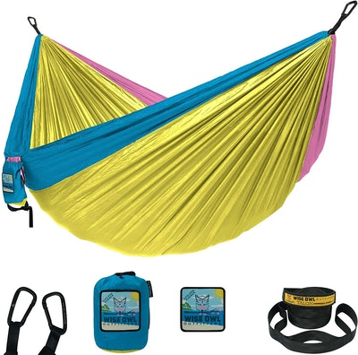 Wise Owl Outfitters Travel Hammock