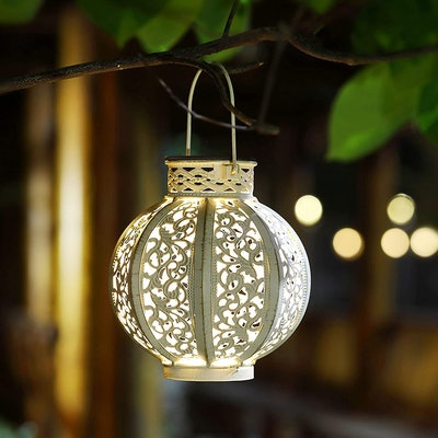 Maggift Hanging Solar Lights (2-Pack)