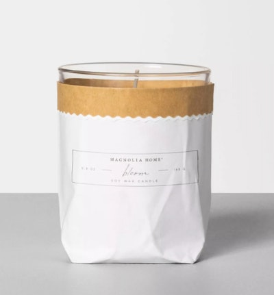 Magnolia Home by Joanna Gaines - Bagged Glass Jar Candle Bloom