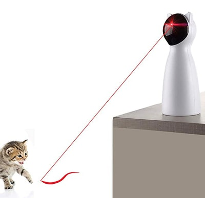 YVE LIFE Interactive Cat Laser Toy