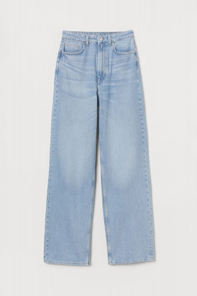 Loose High Jeans