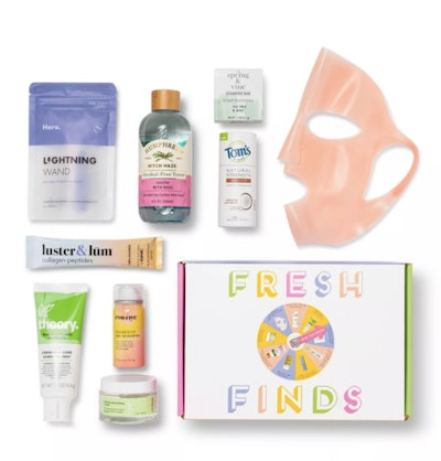 Fresh Finds Bath and Body Gift Set