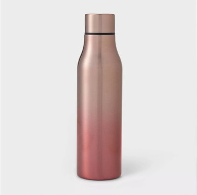 Room Essentials Double Wall Stainless Steel Vacuum Water Bottle