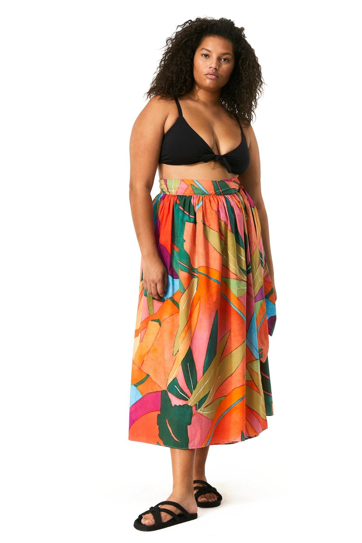 Extended Katrine Skirt