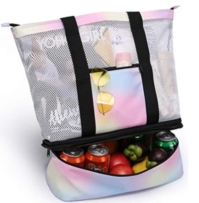 BLUBOON Mesh Bag with Cooler