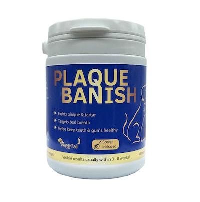 Plaque Banish Plaque Off & Tartar Remover
